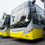 Purchasing used busses.